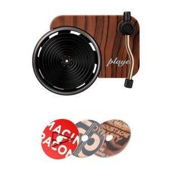 Car Fragrance Record Player Car Fragrance Containers Gadgets & Gifts