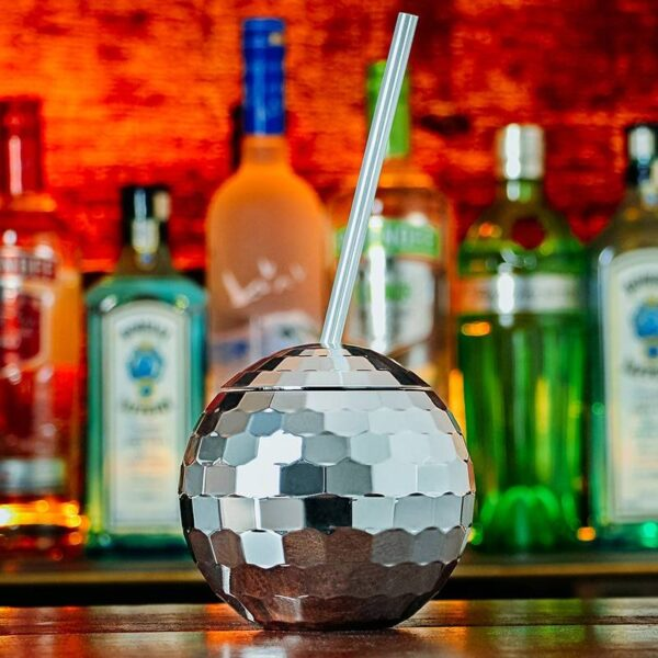 Disco Flash Ball Cocktail Cup Cups & Mugs Kitchen Accessories