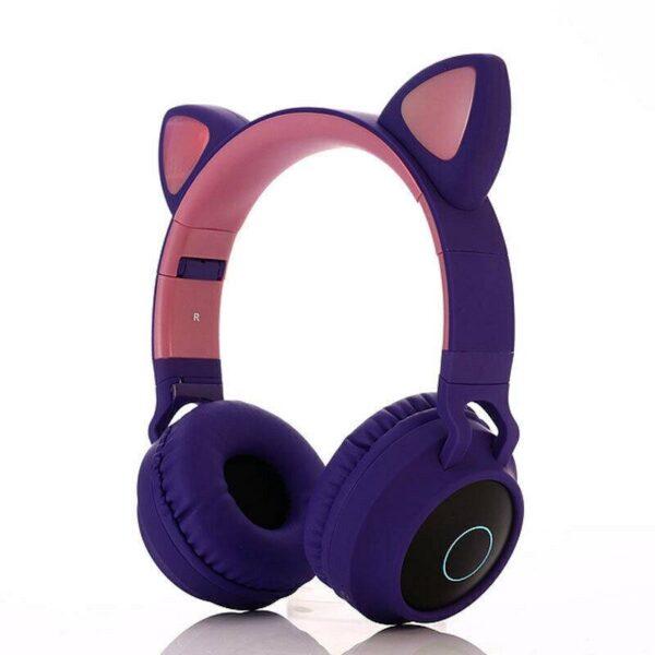 Cat Ear Bluetooth Headphones Gadgets & Gifts Headphones