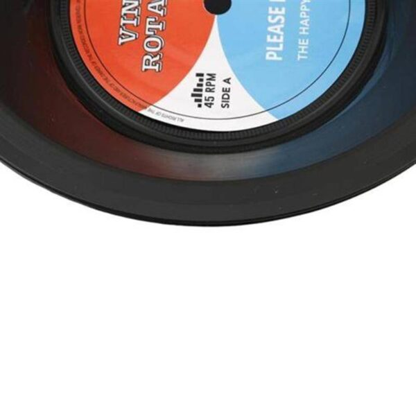 Retro Vinyl LP Bowl Bowls Kitchen Accessories