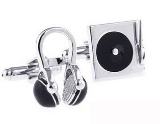 DJ Set Cuff Links Cuff Links Jewellery & Watches