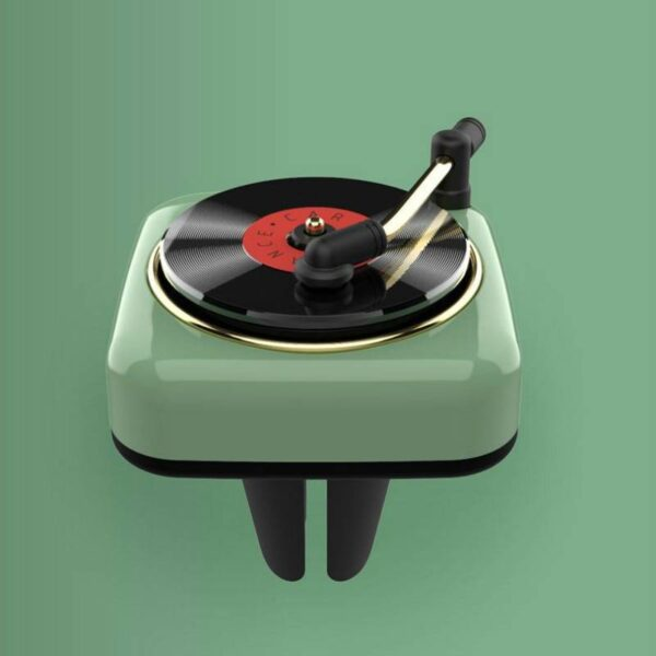 Record Player Car Freshener Car Fragrance Containers Gadgets & Gifts