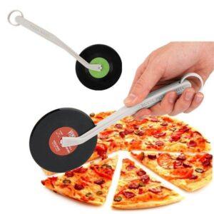 Vinyl Record Pizza Cutter Kitchen Accessories Pizza Cutter