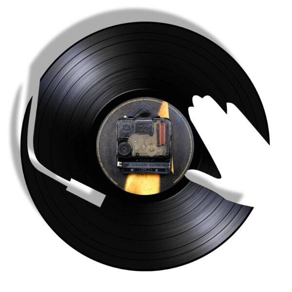 3D Night Light Party Dance Hall Decor DJ Music Vinyl Record LP Wall Clock Watch Vintage Timepiece Music Club Gift For DJ Clocks Home Decoration