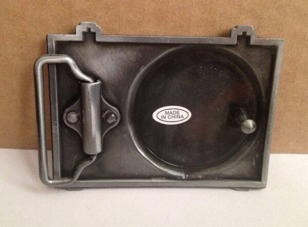 Single Turntable Belt Buckle Belts & Belt Buckle Jewellery & Watches