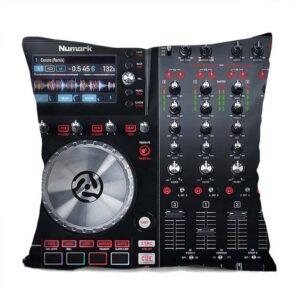 DJ Equipment Pillow Case Home Decoration Pillow Cases