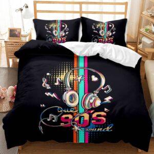 Luxury Bedding Set DJ Duvet Home Decoration