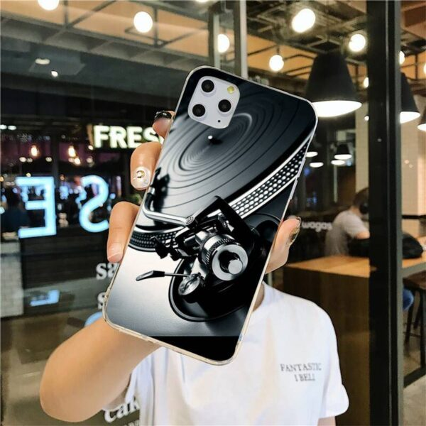New Technics 1210s Turntables DJ Phone Case for iphone 12 pro max 11 pro XS MAX 8 7 6 6S Plus X 5S SE 2020 XR cover Gadgets & Gifts Phone Cases