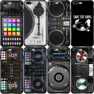 Audio DJ Mixers Cover Phone Case for Samsung Gadgets & Gifts Phone Cases