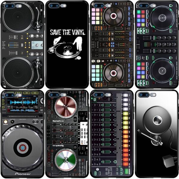 DJ Themed iPhone Cases Gadgets & Gifts Phone Cases
