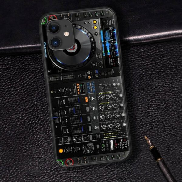 DJ Controller Phone Case for iPhone Gadgets & Gifts Phone Cases