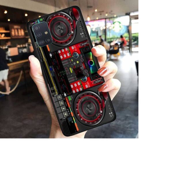 DJ Equipment Phone Case for Samsung Mobile Gadgets & Gifts Phone Cases