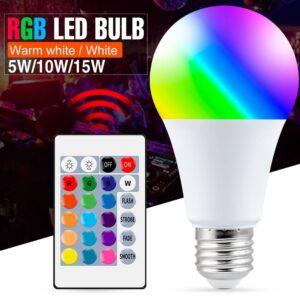Smart Control Led Lamp Home Decoration Lamps
