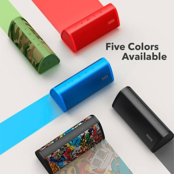 Mifa Bluetooth Graffiti Speaker Bluetooth Speakers Gadgets & Gifts