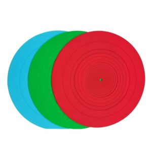 Silicone Colorful Slip Mats Slip Mats DJ Tools