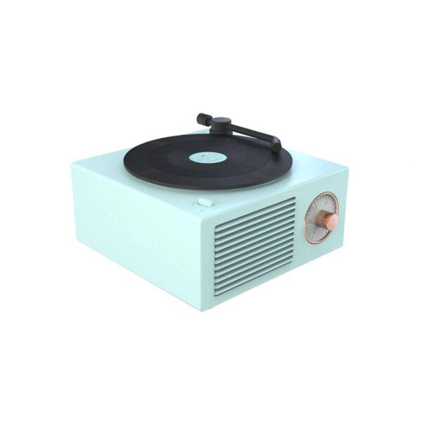 Retro Record Player Mini Bluetooth Speaker Bluetooth Speakers Gadgets & Gifts