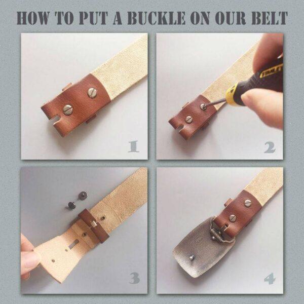 Vintage DJ Turntables Belt Buckle Belts & Belt Buckle Jewellery & Watches