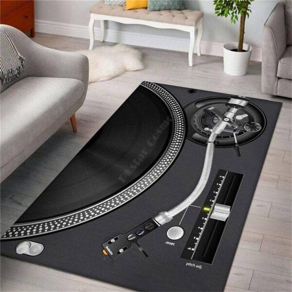 DJ Vinyl Turntable Carpet Carpets Home Decoration