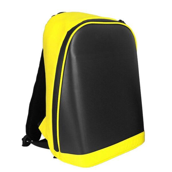 Waterproof Backpack with LED Display Bags Shoulder bag